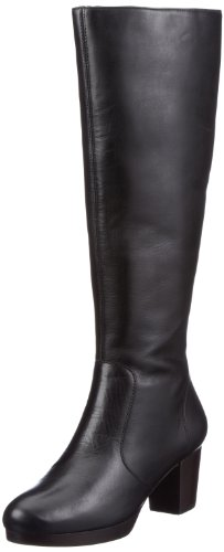 Buffalo 01 723 London Black Boots Argentina Nappa 20902 Schwarz Women's rTrz1qRw