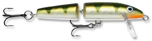 Rapala Jointed 05 Fishing lure, 2-Inch, Yellow Perch