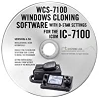 WCS-7100 RT Systems Software IC-7100