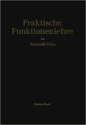 Book Jacobische elliptische Funktionen, Legendresche elliptische Normalintegrale und spezielle Weierstraßsche Zeta- und Sigma-Funktionen (Praktische Funktionenlehre)