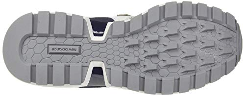 New Navy V2 Uomo Balance Bianco Sneaker 574 O0U1O