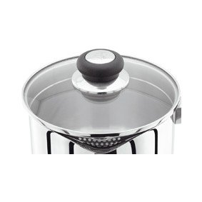JUDGE Vista Draining 20cm Glass Saucepan Lid ref JJ3L5