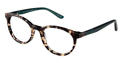Ann Taylor ATP803 Eyeglass Frames - Frame TORTOISE/TEAL, Size 48/16mm (Ann Taylor Petites)