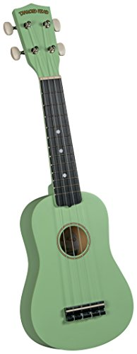 Diamond Peppermint - Diamond Head DU-125 Tropical Satin Series Soprano Ukulele - Peppermint Green