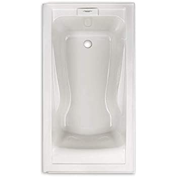 Kohler K 1136 0 Underscore 5 5 Foot Acrylic Bath White