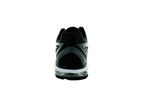 Mens Flex Supremo Tr3 antracita / blanco / negro de zapatos de reproducción 11 con nosotros Black/Mtllc Silver/Drk Gry/Wht