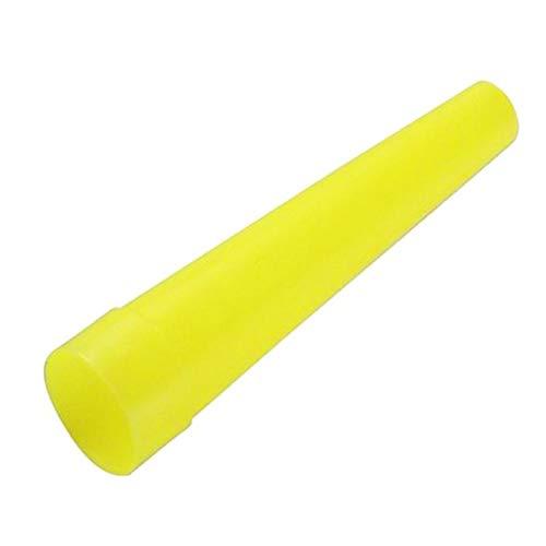 Cono de se/ñalizaci/ón amarillo para T2