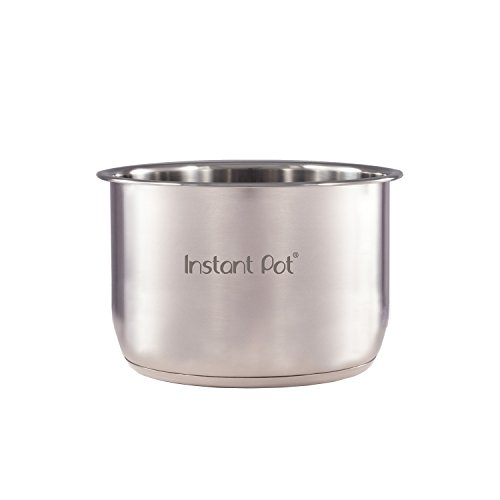 Instant Pot 3 3 Qt Pot, 3 Quart, Stainless Steel