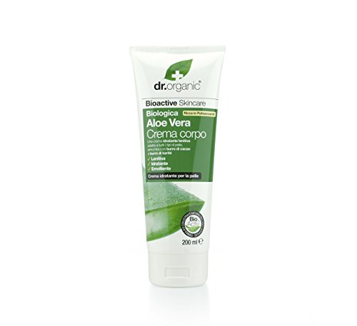 Organic Aloe Vera Skin Care Products