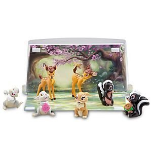 Disney Bambi Figure Play Set 7 Pc Amazon Co Uk Toys
