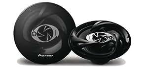 Pioneer TS-A2511 - Altavoces coaxiales para coche, negro