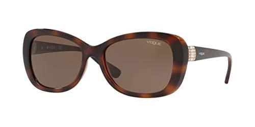 Vogue 0VO2943SB Gafas de sol, Negro, 54 para Mujer: Amazon ...