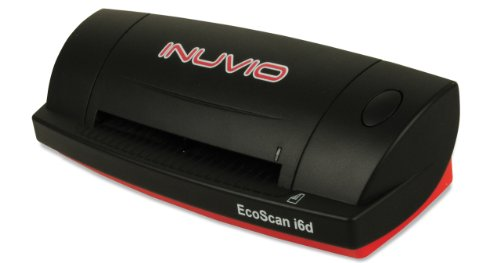 Price comparison product image EcoScan I6D Sheetfed Scanner - 600 dpi Optical ()