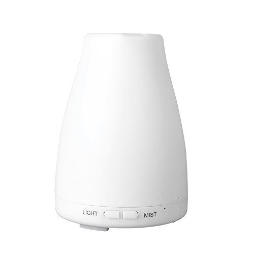 Uniclife 100ml Essential Oil Diffuser and 8 sheet Oil Bottle