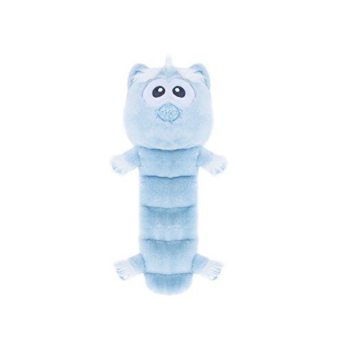 Outward Hound Abominable Snowman Squeaker Matz Holiday Plush Dog Toy Kyjen Plush Squeak Mat