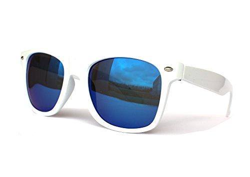 Avec De V16 Lunettes sgp1197 Protection Été Soleil blue uv 1white Unisexe Anti Classique q4IxwATnx
