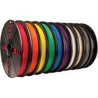 Makerbot True Color Large PLA Filament 10 Pack . This Filament Is...