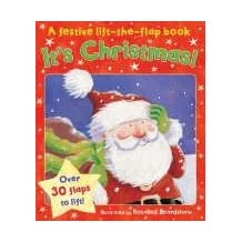 It's Christmas!: A Festive Lift-the-Flap Book
