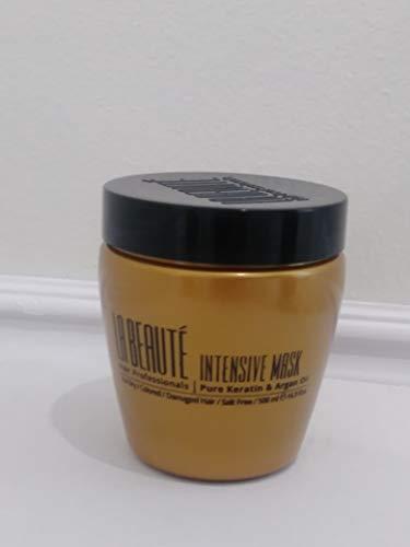 La Beaute Intensive Hair Mask 16.9 fl.oz / 500 Milliliter