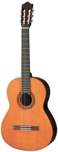 B00004UE2D Yamaha C40 Full Size Nylon-String Classical Guitar, Tan, Full 314RDQZNSKL.