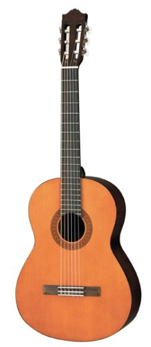 Yamaha C40 Full Size Nylon-String Classical Guitar, Tan, Full 314RDQZNSKL