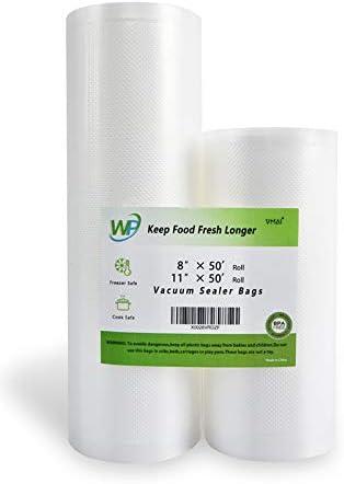 Vacuum Bags For Food Vacuum Sealer Fresh Long Maintenance Bags Kitchen G7B1