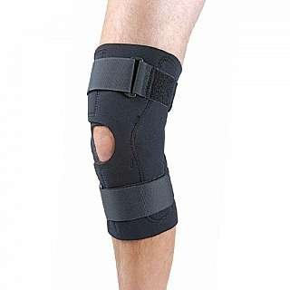 Neoprene Hinged Knee Support Anterior Closure - Medium by Knee