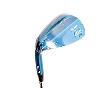 Mizuno Zurdos T7 Azul IP Gap Wedge 52 - 08-Wedge Flex Shaft ...