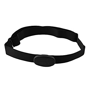 ANT & Bluetooth 4.0 Wireless Fitness Heart Rate Monitor Smart Sensor Chest Strap for 4S 5 5S 5C 6 6Plus iPad Wahoo Fitcare