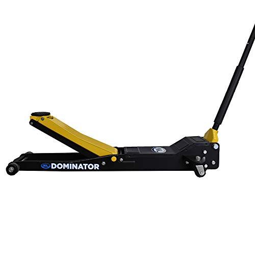 K&L Supply Dominator Ultra Low Profile Long Reach Floor Jack