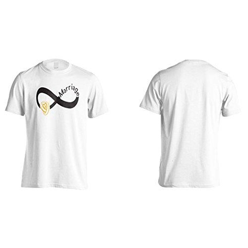 Unendliche Ehe Herren T-Shirt k819m