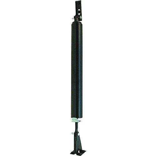 Prime-Line MP5073 Pneumatic Door Closer, 10-1/2 in, Painted Black, Adjustable, Medium Weight, Pack of 1 (Lift Medium Pneumatic)