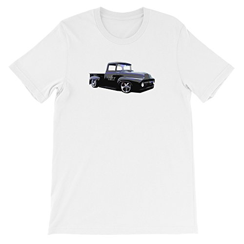 - Shift Shirts To The Masses - Ford 67 F100 Pickup Inspired Unisex T-Shirt