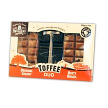 Walkers\' Nonsuch Duo Toffees- 7 Oz. - Gourmet Gift