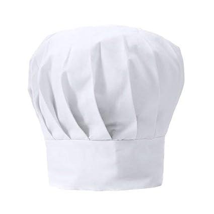 fornire un'ampia selezione di marchio famoso vendite speciali Cappello da cuoco regolabile: Amazon.it: Casa e cucina
