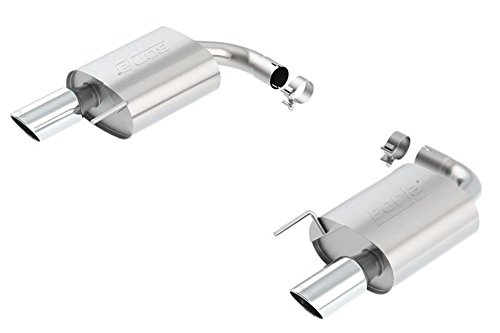 Borla Axle - Borla 11887 S-Type Axle-Back Exhaust System