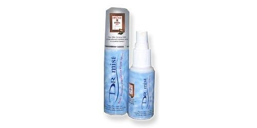 Dr Mist: All-Natural Body Hygiene Spray 2.53FL OZ