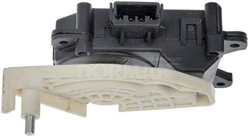 868 Air - Dorman - OE Solutions 604-868 Air Door Actuator - Mode