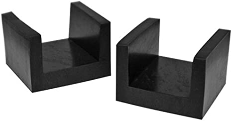 50 Pack Auralex Acoustics U-Boat Floor Floaters for Sound Isolation