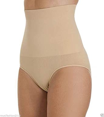High Waist Shapewear Seamfree Slimming Control Briefs Underwear Tummy Tuck Bum