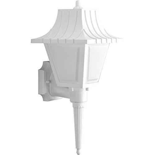 Progress Lighting P5843-30WB One-Light Polycarbonate Lantern ()