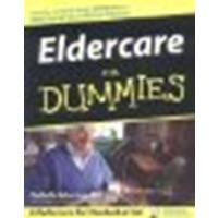 Eldercare For Dummies by Zukerman, Rachelle (2003) Paperback