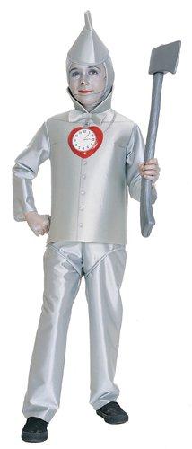 [Tin Man Childs Costume] (Cheap Hallowen Costumes)