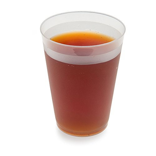 Flexi Grip Collection PP Plastic Cup 20 ounces 500 count box by Restaurantware