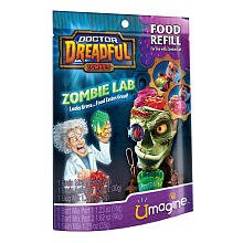 Doctor Dreadful Zombies Zombie Lab Food Refill - Zombie Doctor