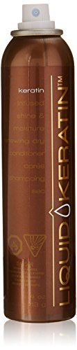 Liquid Keratin Infused Shine And Moisture Renewing Dry Conditioner  4 Fluid Ounce By Liquid Keratin