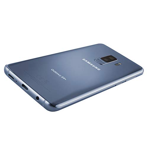 Samsung Galaxy S9 SM-G960U 64GB Blue AT&T (Unlocked) (Renewed)