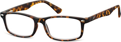 Montana MR83A +1.00 Turtle Reading Glasses