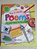img - for How to Write Poems book / textbook / text book