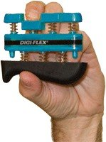 FABRICATION Enterprises fab244bl Cando digi-flex Finger Exerciser by FABRICATION